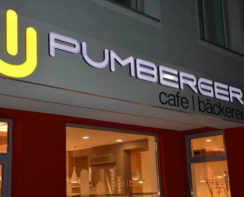 Pumberger Cafe/Bäckerei Lembach