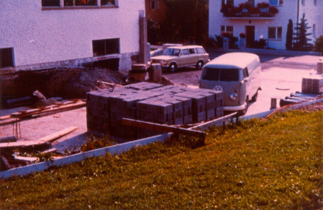 Anbau 1977